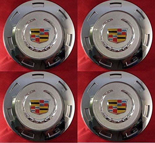 4pcs. 2007-2013 Gm Cadillac Escalade Colored Crest 22