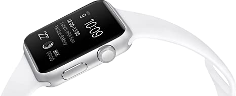 "Apple Watch Sport Reloj Inteligente Plata OLED 3,35 cm (1.32"") -"