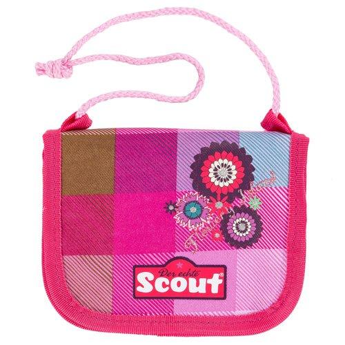 Scout 25190020800 Fahrausweishülle, 13 cm, Rosa