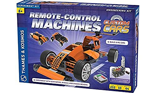 Thames & Kosmos Remote Control Machines: Custom Cars Enginee