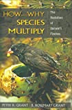 How and Why Species Multiply 9780691133607