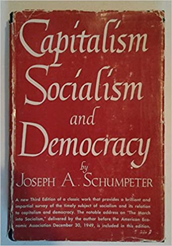 capitalism socialism and democracy third edition