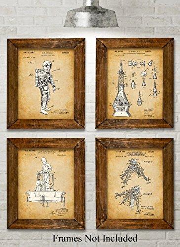 original-nasa-patent-art-prints-set-of-four-photos-8x10-unframed
