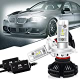 97 camaro led headlights - H4 9003 HB2 LED Headlight Bulb High Low Beams DRL All-In-One Conversion Kit Philips Chip 12000LM 3000K 6500K 8000K Headlamp Bulb + Anti Flicker Error Free Canbus Decoder For Toyota Tacoma Honda Civic