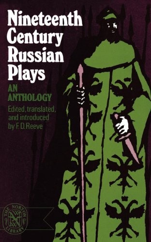 Nineteenth Century Russian Plays - An Anthology (The Norton Library)