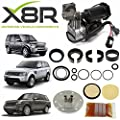 Hitachi Air Compressor & Filter Dryer Repair Kit For Land Rover Lr3 Discovery 3 X8r44