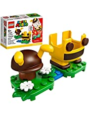 LEGO Super Mario Bee Mario Power-Up Pack 71393 Building Kit; Collectible Gift Toy for Creative Kids; New 2021 (13 Pieces)