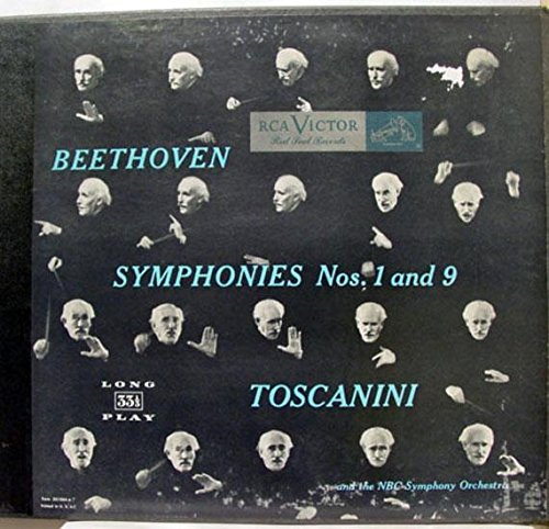 toscanini beethoven symphonies - 4