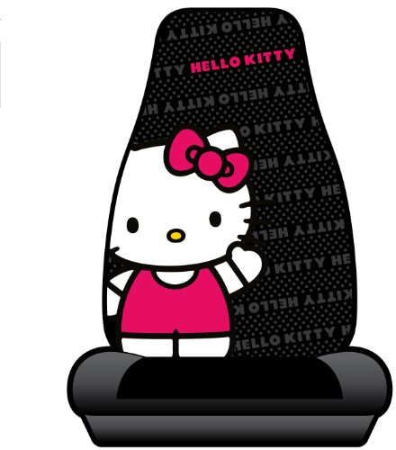 Plasticolor 006915R01 'Hello Kitty' Seat (Hello Kitty Seat Covers)