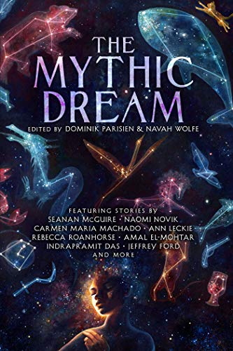 Book Cover: The Mythic Dream