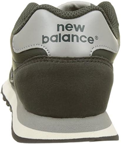 Secretario esta traicionar  Amazon.com: New Balance GM500SKG - Zapatillas para hombre, 46.5: Shoes