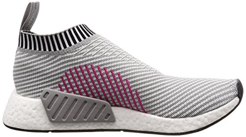 adidas Originals NMD_CS2 PK, dgh solid grey-ftwr white-shock pink Grey