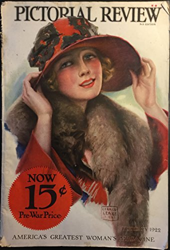 Pictorial Review: America's Greatest Woman's Magazine, vol. 23, no. 5 (February 1922) (N-S Edition)