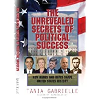 The Unrevealed Secrets Of Political Success: How Names And Dates Shape U.S. History