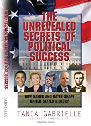 Amazon tania gabrielle books biography blog audiobooks kindle the unrevealed secrets of political success how names and dates shape us history fandeluxe Images