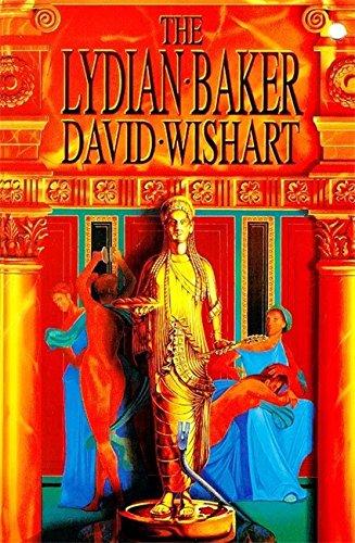 The Lydian Baker (Marcus Corvinus Mystery) by Hodder & Stoughton