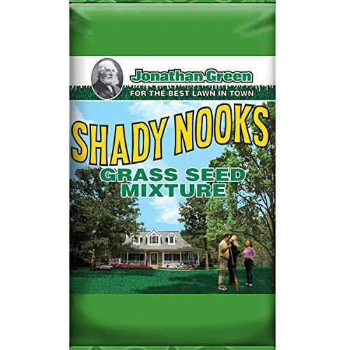 Jonathan Green 11959 Shady Nooks Grass Seed Mixture, 7 Lb, 5250 Sq.Ft. (Shady Nooks Grass Seed)