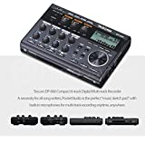Tascam DP-006 6-track Digital Pocketstudio and