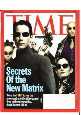 Download Time Magazine May 12 2003 Secrets of the New Matrix pdf