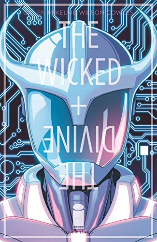 Book Cover: The Wicked   The Divine Volume 9: Okay