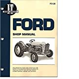 Ford Shop Manual Series 501 600 601 700 701 + (Fo-20)