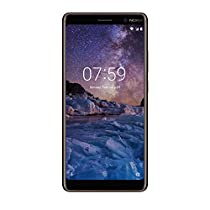 Nokia 7 Plus Smartphone da 64 Gb, Nero/Copper