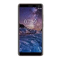 Scorri sopra l'immagine per ingrandirla Nokia 7 Plus Smartphone da 64 Gb, Nero/Copper [Italia]