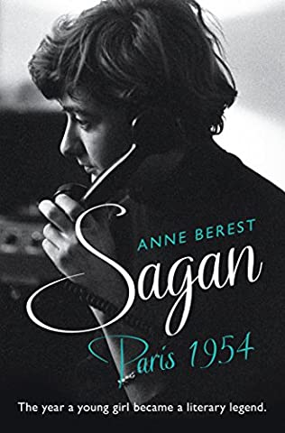 book cover of Sagan, Paris 1954