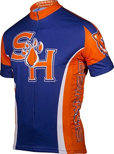 NCAA Men's Adrenaline Promotions Sam Houston State Bearkats Cycling Jersey (Houston Cycling Jersey)