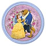 Beauty and the Beast 'Belle' Large Paper Plates (8ct)