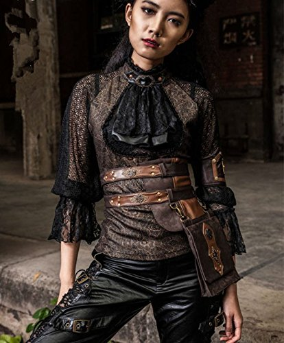 Knight Family Bag Motorcycle Pocket Women's Punk Steampunk Fashion Y8dx6Pn