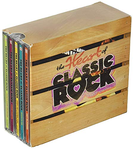 (The Heart Of Classic Rock (10 CD box)