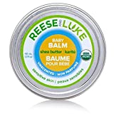 Reese and Luke's - Shea Butter Baby Balm, 1.3 fl oz, Unscented -- Diaper Cream - Natural Certified Organic