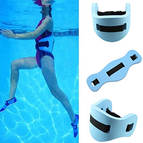 Jia Jia Trade 2 count/set of Water Floatation-Flotation Belt-Swim Training Belt for Water Workout,Aqua Jogging training , Swimming Training Aid, Hydrotherapy Fitness