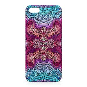Hairs iPhone 5s 3D wrap around Case - Design 17