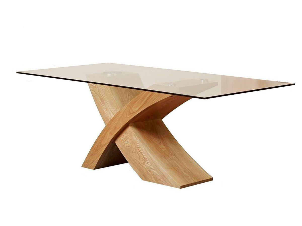 Modern Wood Kitchen Table