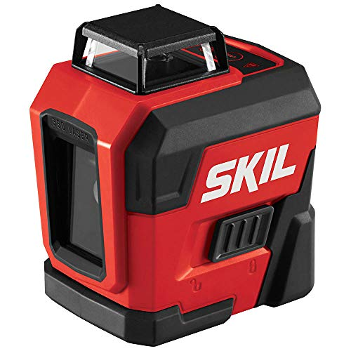 SKIL Self-Leveling 360-Degree Cross-Line Laser - LL932201