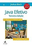capa de Java Efetivo: as Melhores Práticas Para a Plataforma Java