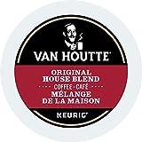 Van Houtte Original House Single Serve Keurig Certified K-Cup pods for Keurig brewers, 30 Count