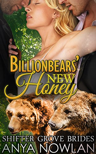 Billionbears New Honey Paranormal Shapeshifter ebook