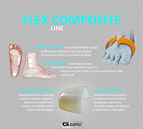 Grisport | S3 | Flex Composite-Sicherheitsschuh, Valsugana (Metallfrei)