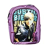 "Justin Bieber ""My World"" Backpack"