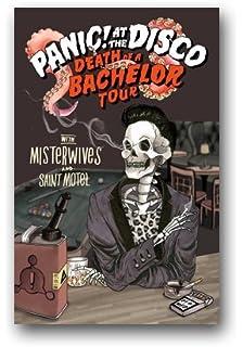 Amazon.com: Panic At the Disco Rock Band Concert Poster Home Decor ...