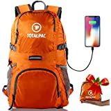 Totalpac Lightweight Hiking and Travel Backpack for Men   Women -  Ultralight Packable Outdoor Back Pack a5b0193ae2