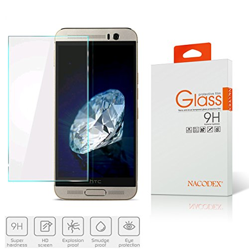 Tempered Glass Screen Protector for HTC M9+ / M9 Plus - 2
