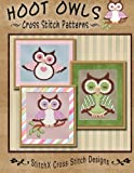 Hoot Owls Cross Stitch Patterns