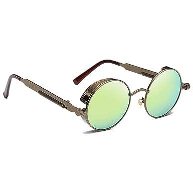 VIENTO Universe Gafas de Sol (Amarillo): Amazon.es: Ropa y ...