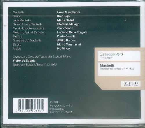 Macbeth: Verdi, G.: Amazon.es: Música