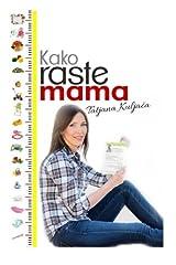 Kako raste mama (Bosnian Edition) Paperback