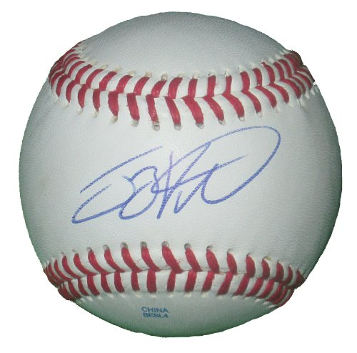 Washington Nationals Jimmy Van Ostrand Autographed Hand Signed Baseball with Proof Photo of Signing, World Baseball Classic Team Canada, Arizona Wildcats, COA ()